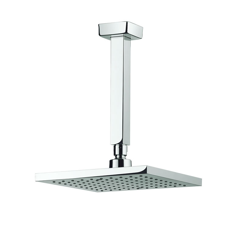 Adora Planet 200mm Square Fixed Head & Ceiling Arm