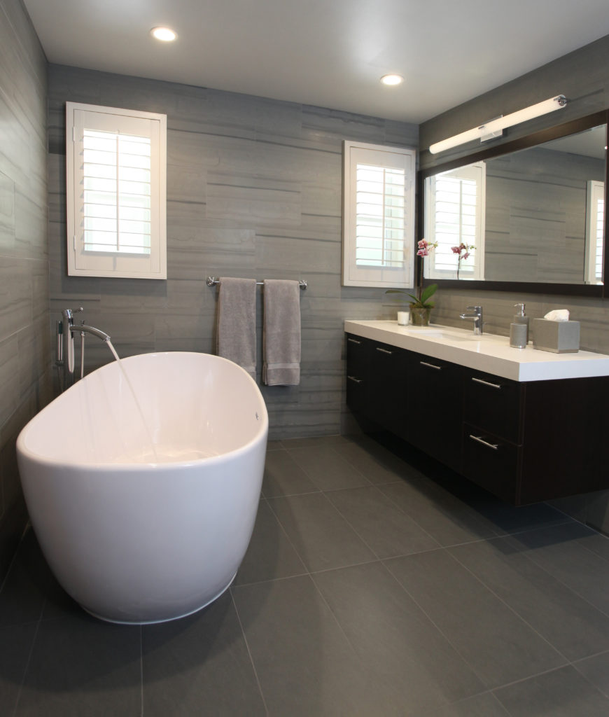 Grey Bathroom Ideas & Inspiration