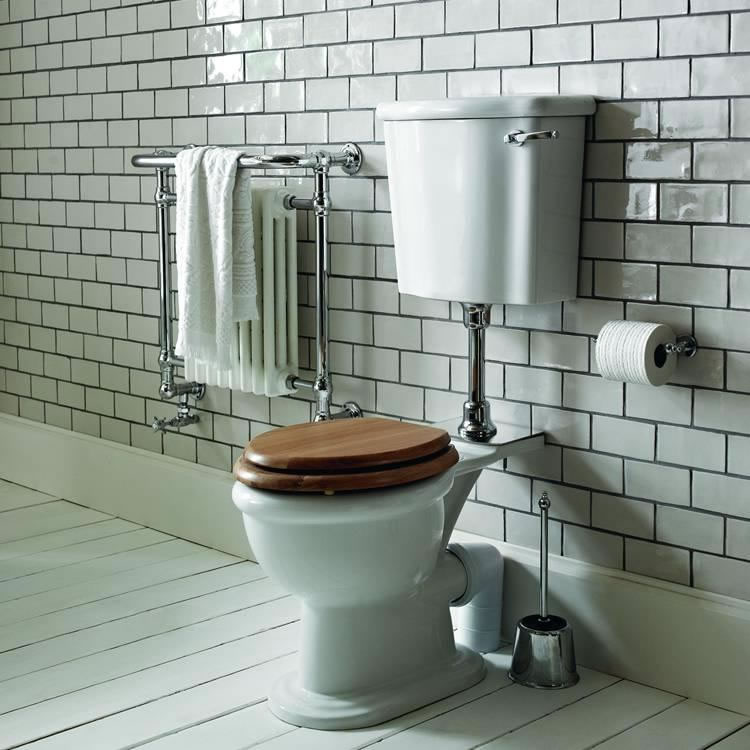 Choose the right Toilet for your Bathroom - Heritage Victoria Comfort Height Toilet