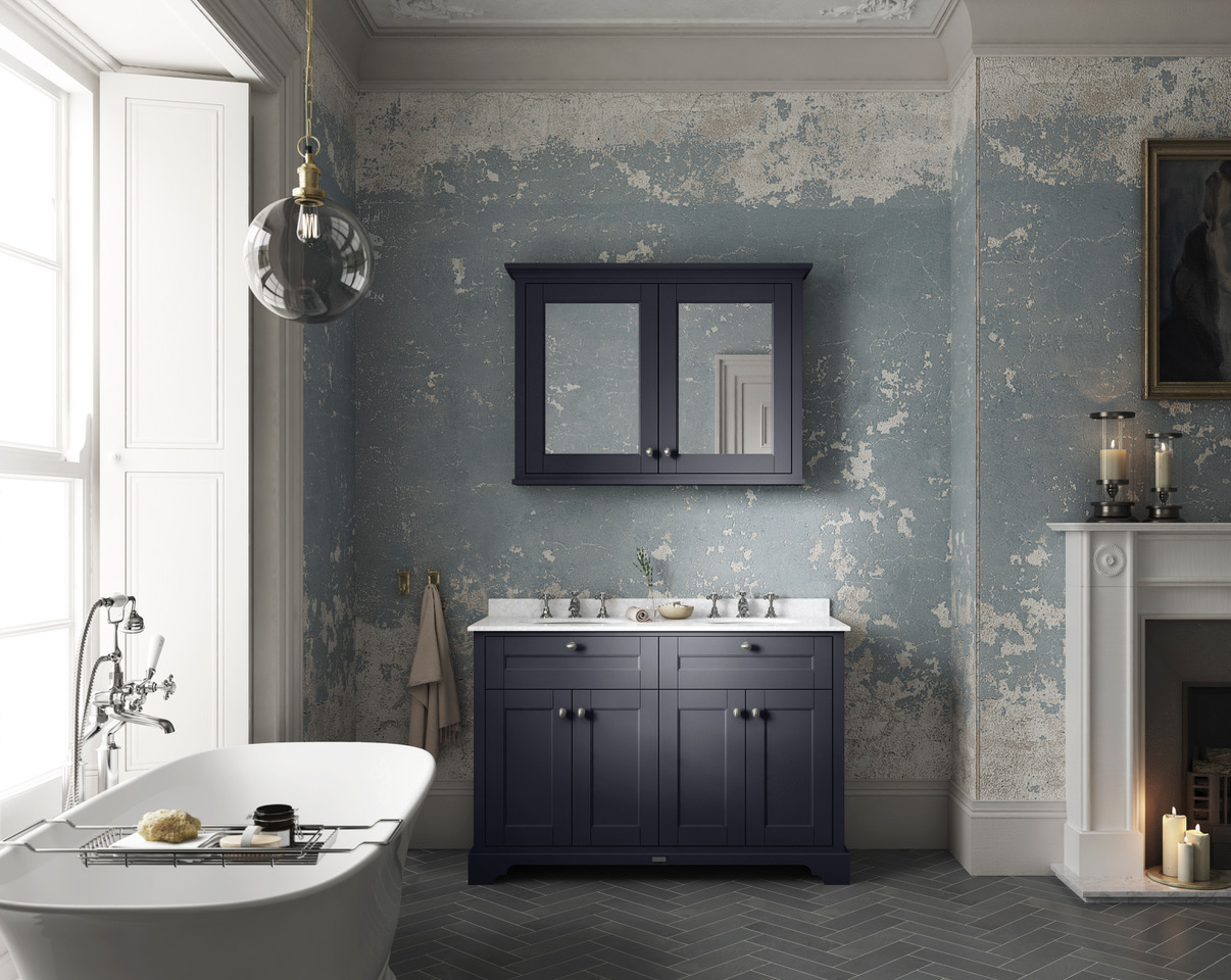 OLD LONDON BATHROOM COLLECTION NEW COLOURS REVEALED