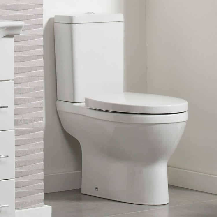Choosing Choosing the right Toilet for your Bathroom - Close Coupled Toilets