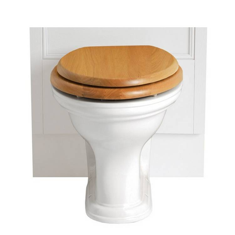 Heritage Dorchester Back To Wall WC