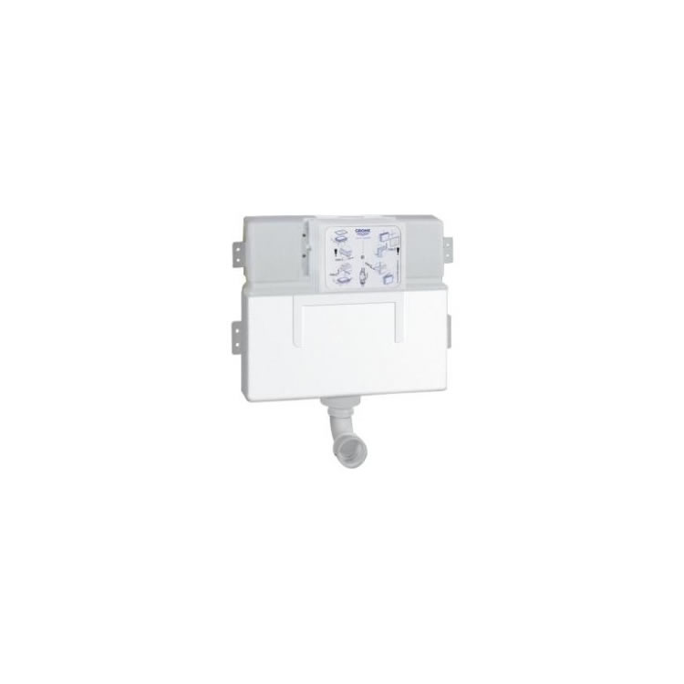 Grohe 0.82m WC Concealed Flushing Cistern