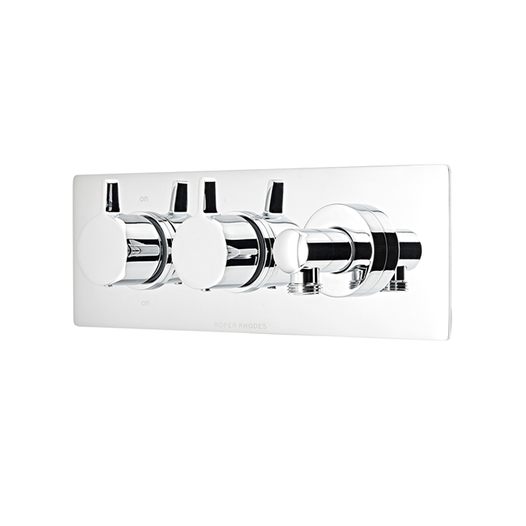 Photo of Roper Rhodes Aim Dual Function Shower Valve with Outlet