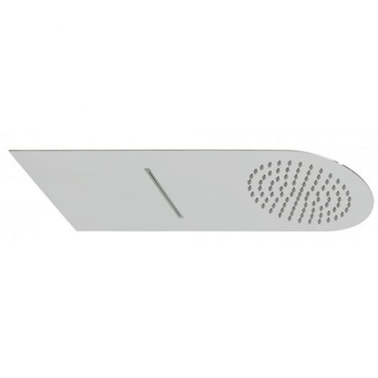Vado Aquablade Round 2 Function Wall Mounted Shower Head Image 1