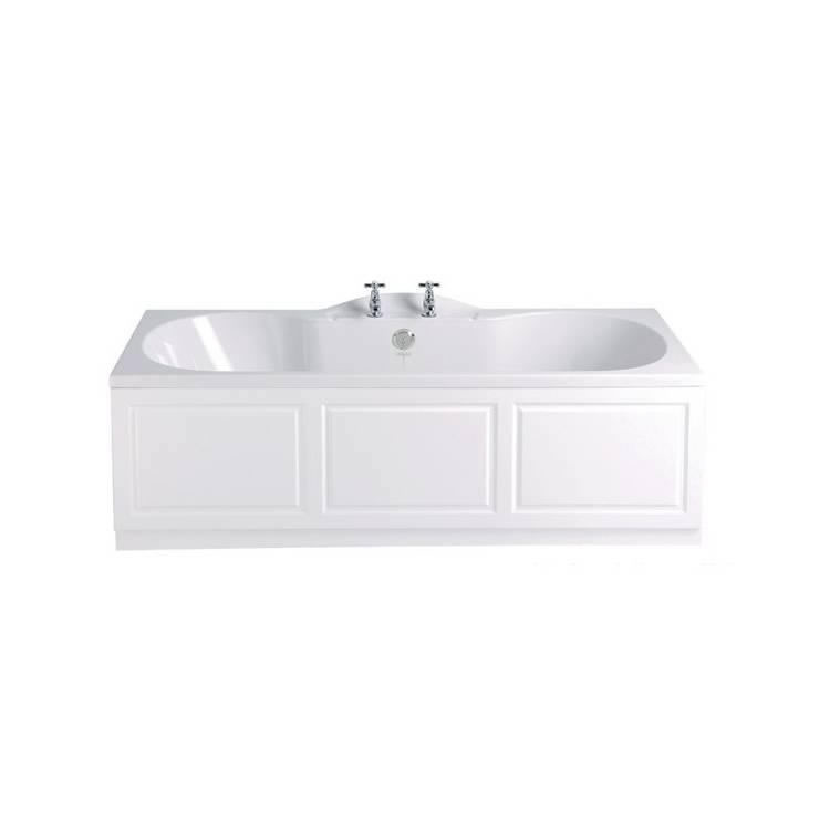 Heritage Rhyland Acrylic 1700mm Double Ended Fitted Bath Image