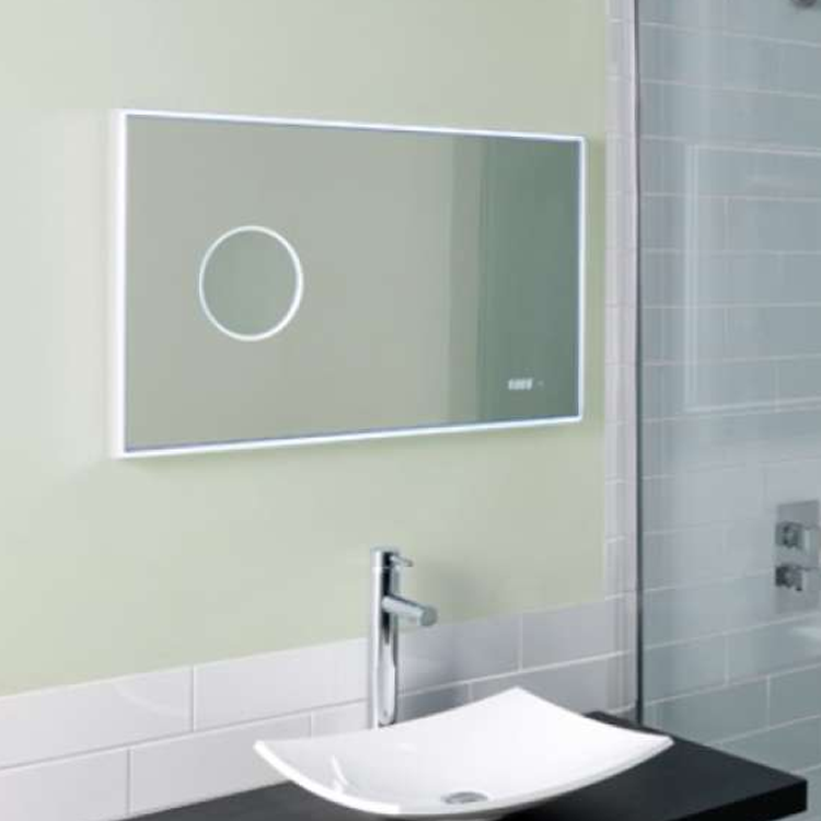 Lifestyle Photo of Eastbrook Bowmont 600 x 500mm LED Mirror