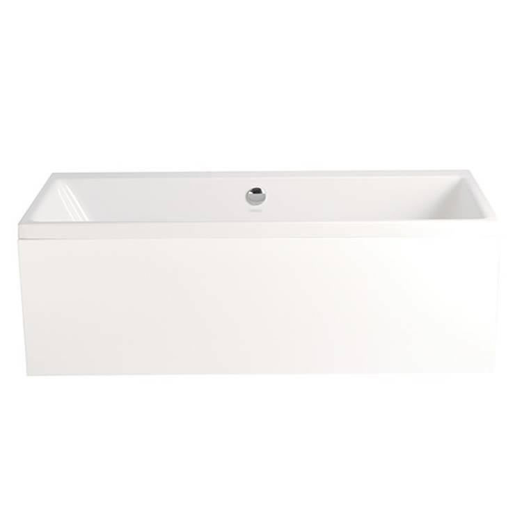 Heritage Blenheim Acrylic 1800mm Double Ended Fitted Bath Image