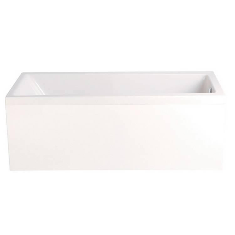 Heritage Blenheim Acrylic Single Ended Fitted Bath Image