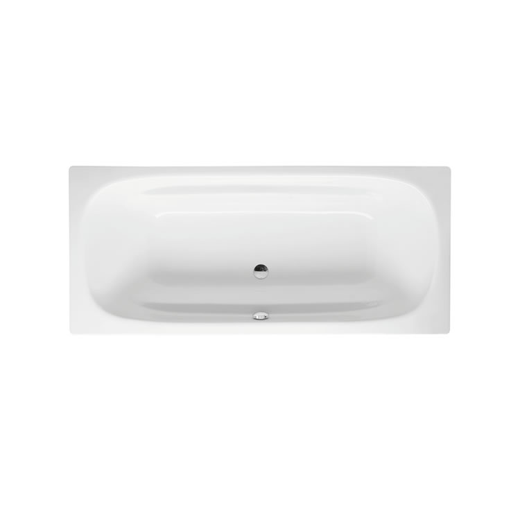 Photo of Bette Duo 1800 x 800mm Double Ended Bath Overhead View