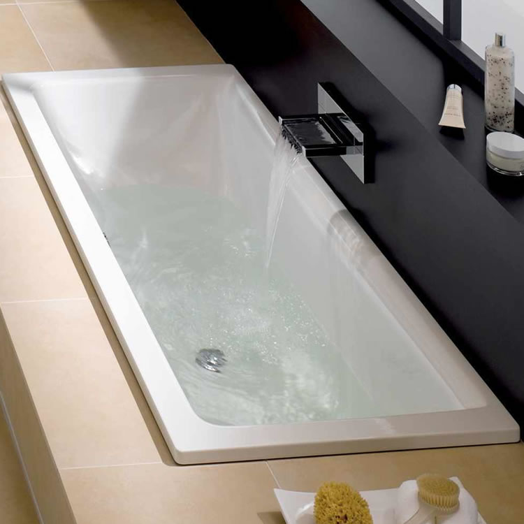 Photo of Bette Free 1700 x 750mm Double Ended Bath Lifestyle Image