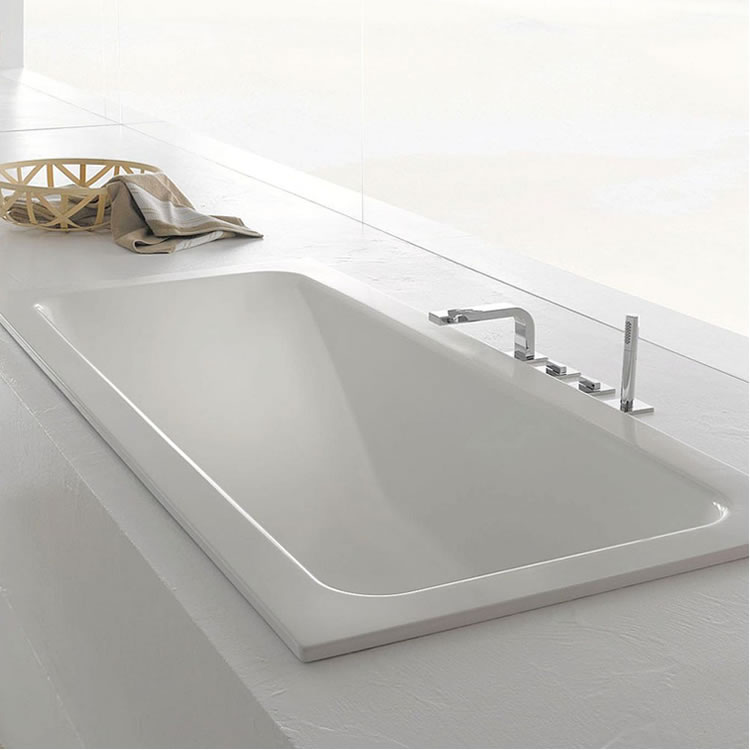 Photo of Bette One Relax 1800 x 800mm Single Ended Bath Lifestyle Image