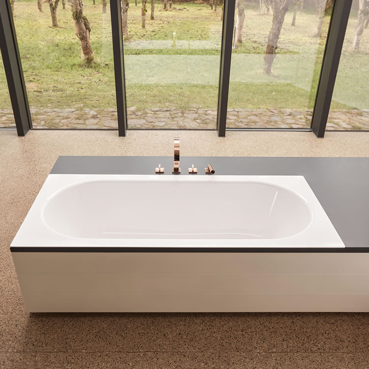 Photo of Bette Starlet Spirit 1700 x 750mm Double Ended Bath Dimensions
