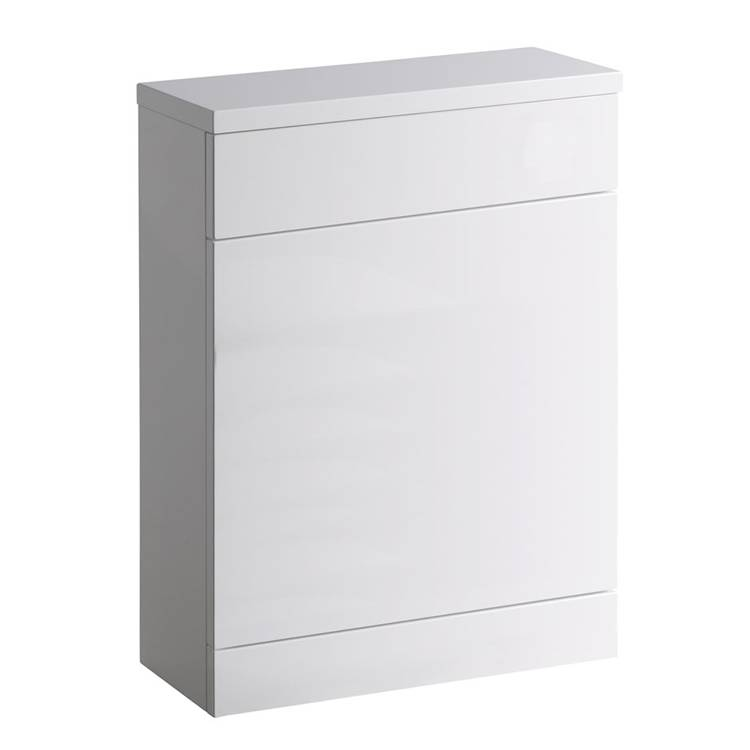 Roper Rhodes 600mm White Back to Wall WC Unit
