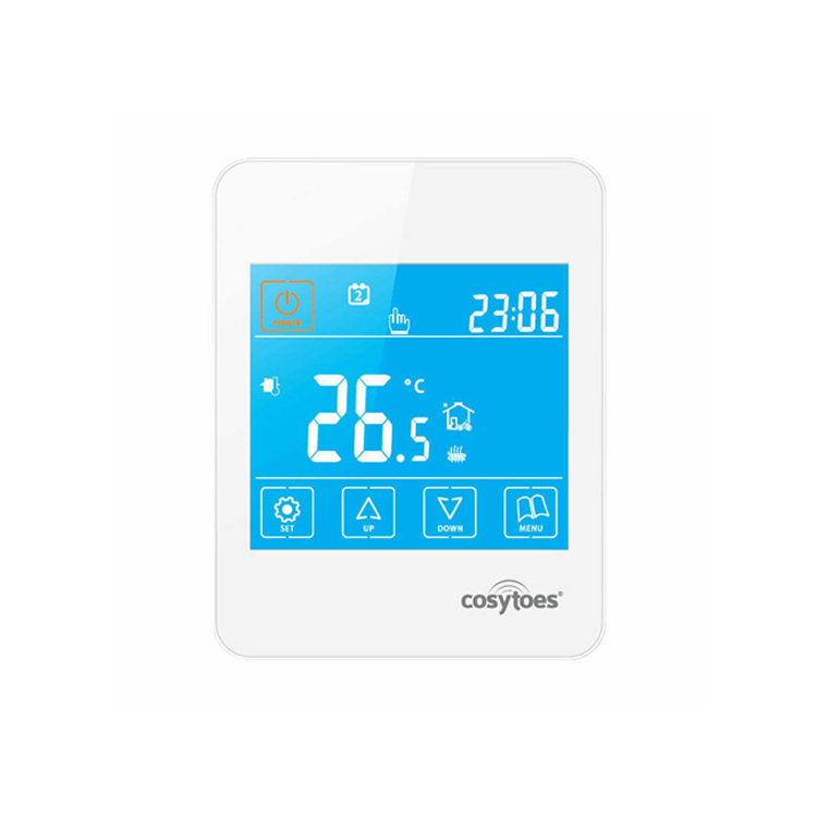 Photo of Cosytoes Gloss White Touchscreen Timerstat
