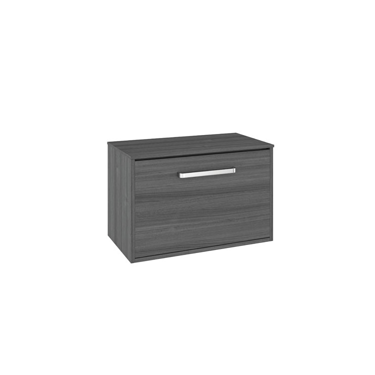 Photo of Crosswater Arena Steelwood 700mm Wall Hung Unit & Worktop Cutout