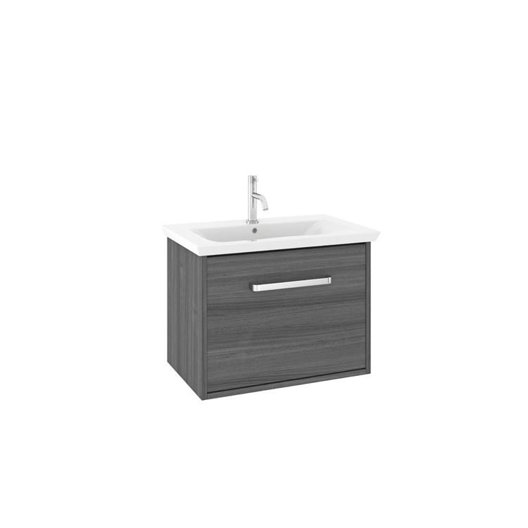 Photo of Crosswater Arena 600mm Steelwood Wall Hung Unit & Basin Cutout