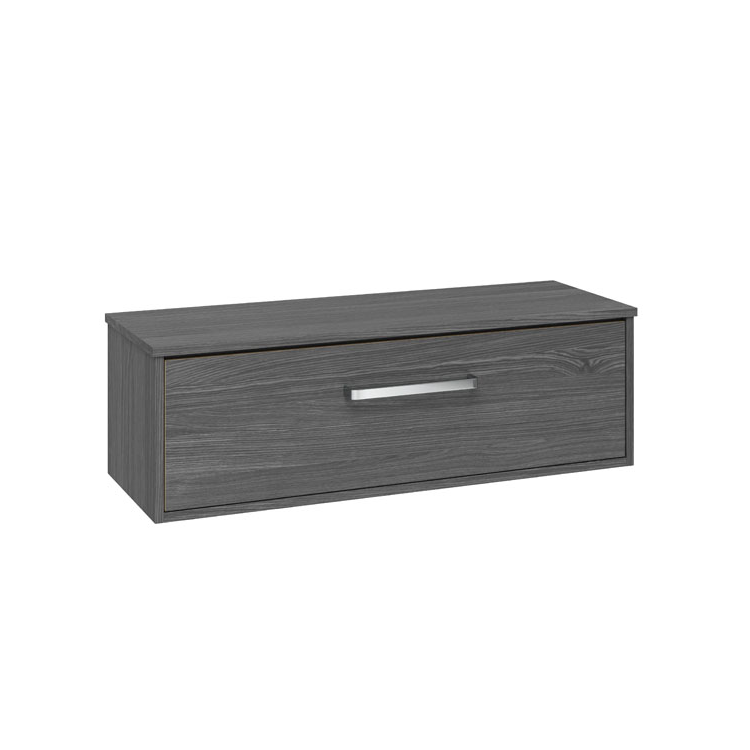 Photo of Crosswater Arena Steelwood 1000mm Single Drawer Unit & Worktop Cutout