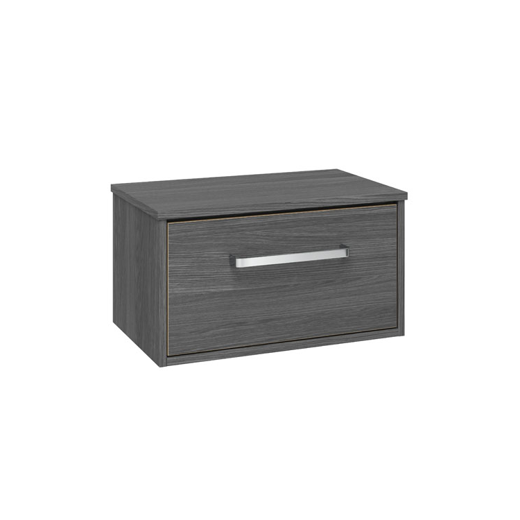 Photo of Crosswater Arena Steelwood 600mm Single Drawer Unit & Worktop Cutout