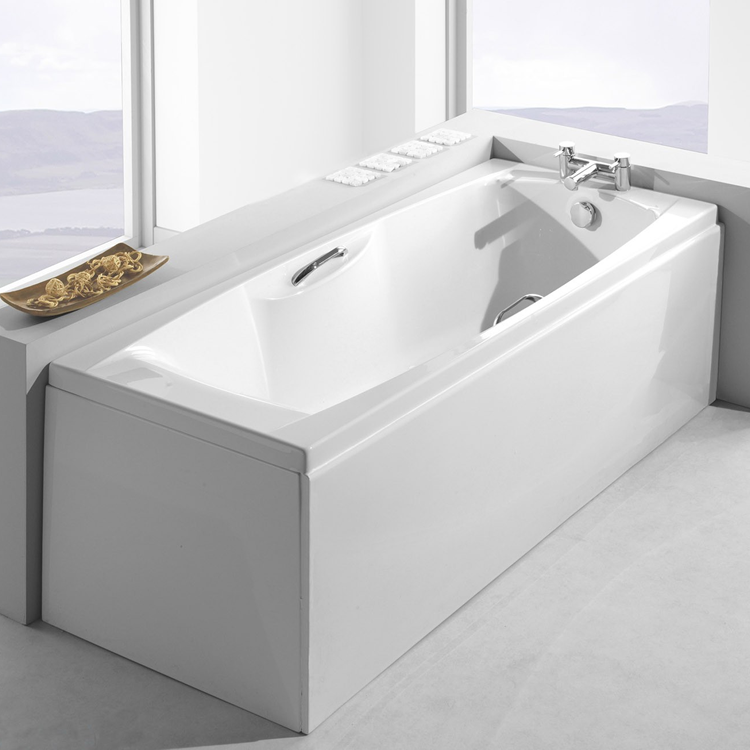 Carron Imperial 1800 x 750mm Single Ended Bath Image 1