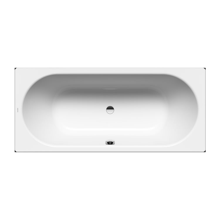 Kaldewei Classic Duo 1700 x 700mm Double Ended Bath - Image 1