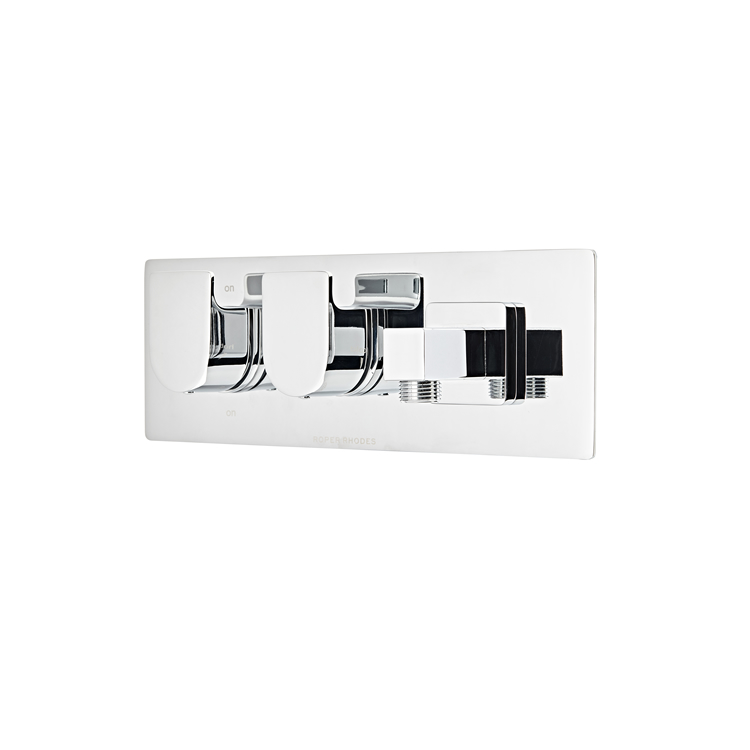 Photo of Roper Rhodes Code Dual Function Shower Valve with Outlet