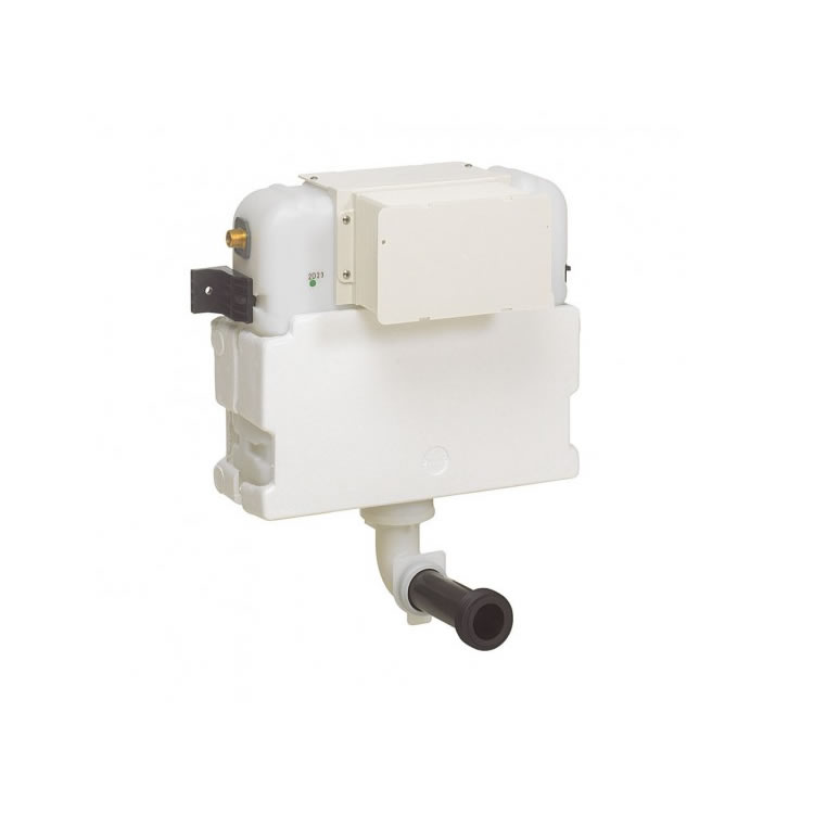Crosswater Standard Height Concealed WC Cistern