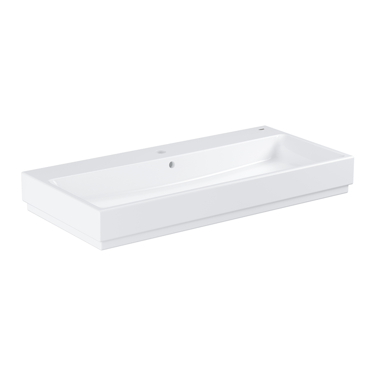 Grohe Cube 1000mm Countertop Basin Image 1