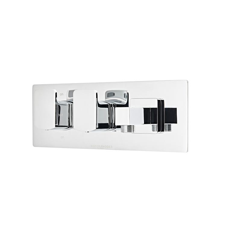 Photo of Roper Rhodes Sign Dual Function Shower Valve with Outlet