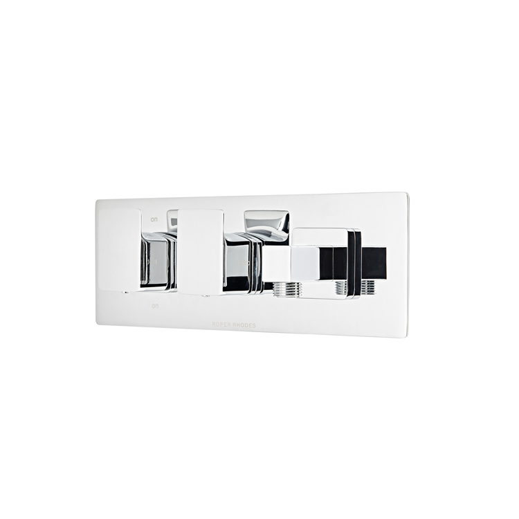 Photo of Roper Rhodes Elate Dual Function Shower Valve with Outlet