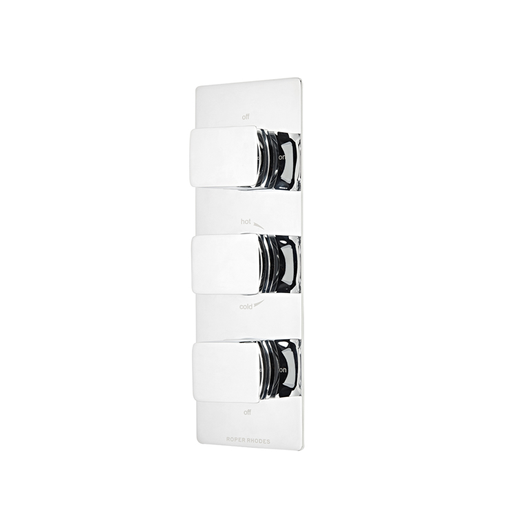 Photo of Roper Rhodes Elate Thermostatic Triple Function Shower Valve