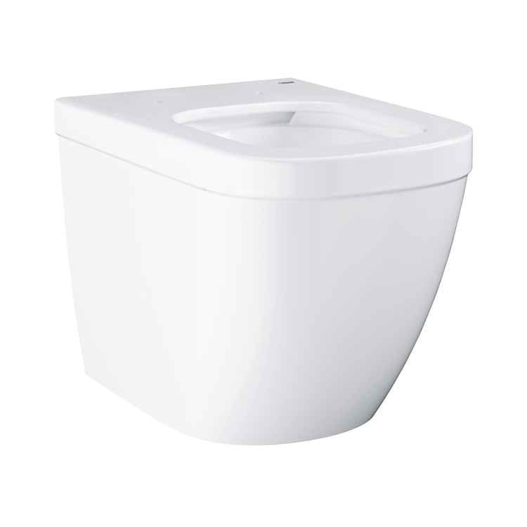 Grohe Euro Back to Wall WC w/Soft Close Seat Image 1