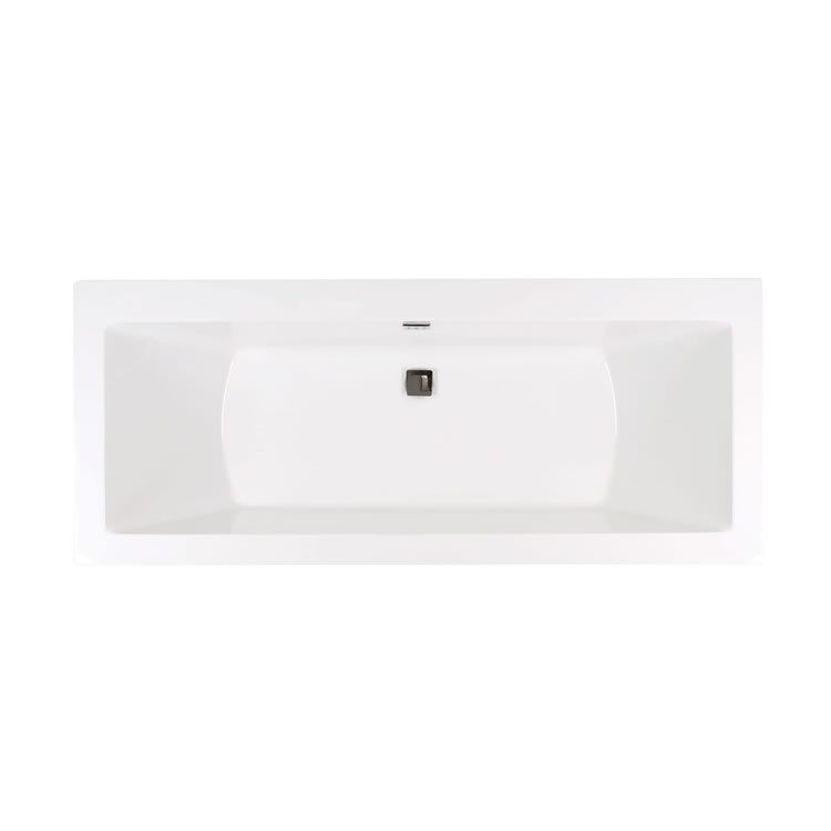 Frontline Chic2 Double Ended Acrylic Bath - Image 1