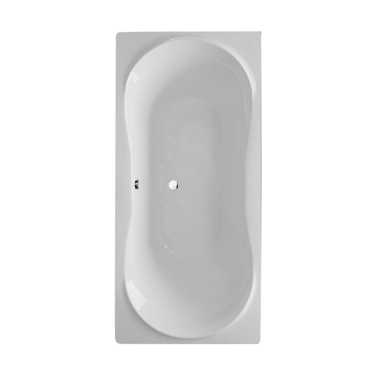 Frontline Comet 1800 x 800mm Double Ended Bath - Image 1