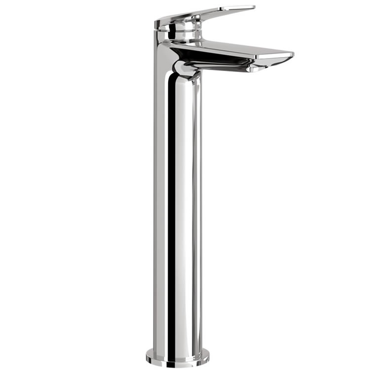 Cut Out Image of the Greenwich Tall Basin Mixer in Chrome