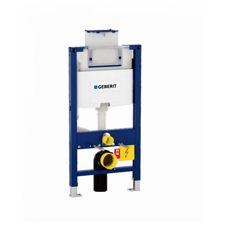 Geberit Duofix Omega 82cm Concealed Frame for Wall Hung WC Image 1