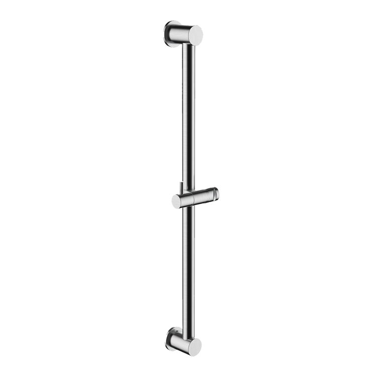 Photo of JTP Inox Brushed Stainless Steel 600mm Slide Rail Cutout