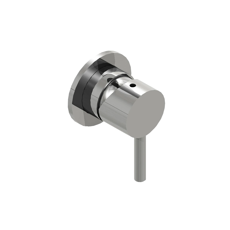Photo of JTP Inox Brushed Stainless Steel Single Lever Manual Valve Cutout