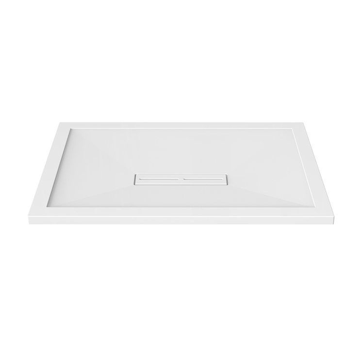 Photo of Kudos Connect 2 1000mm x 800mm Rectangular Shower Tray