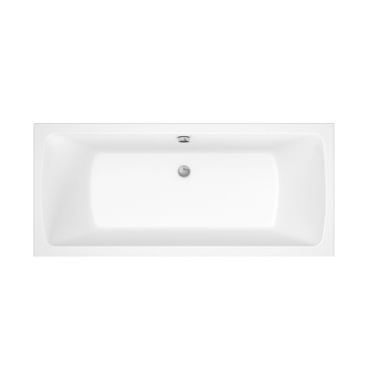 Mere Lorenzo Double Ended Bath 1800