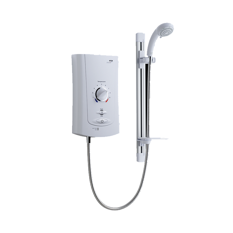 Photo of Mira Advance ATL Low Pressure 9.0kW Thermostatic Electric Shower Cutout