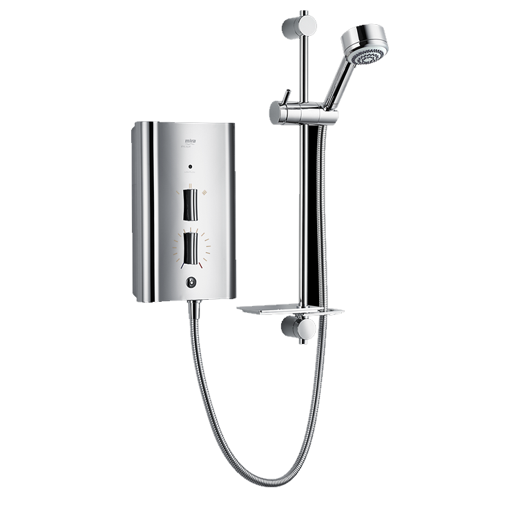Photo of Mira Escape Chrome 9.8kW Thermostatic Electric Shower Cutout