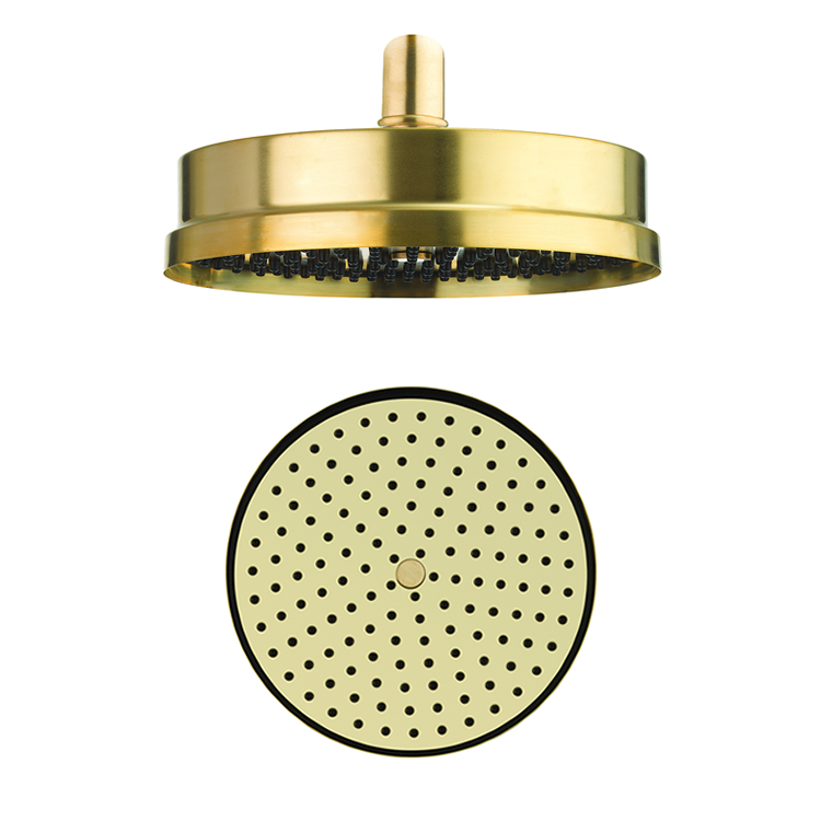 Photo of Crosswater MPRO Industrial Unlacquered Brushed Brass 8