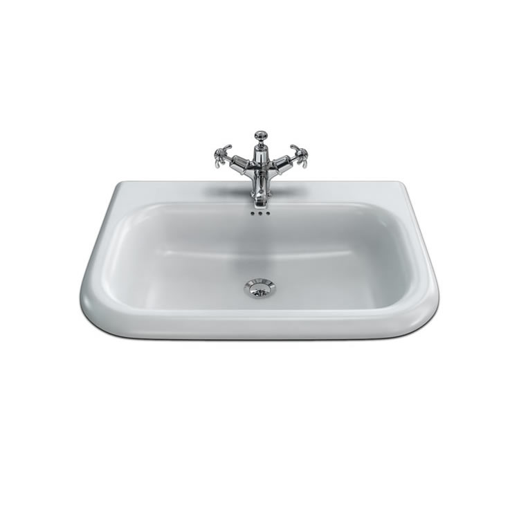 Clearwater Medium Traditional Roll Top Basin