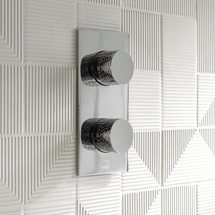 Lifestyle Photo of Vado Omika Single Outlet Thermostatic Shower Valve