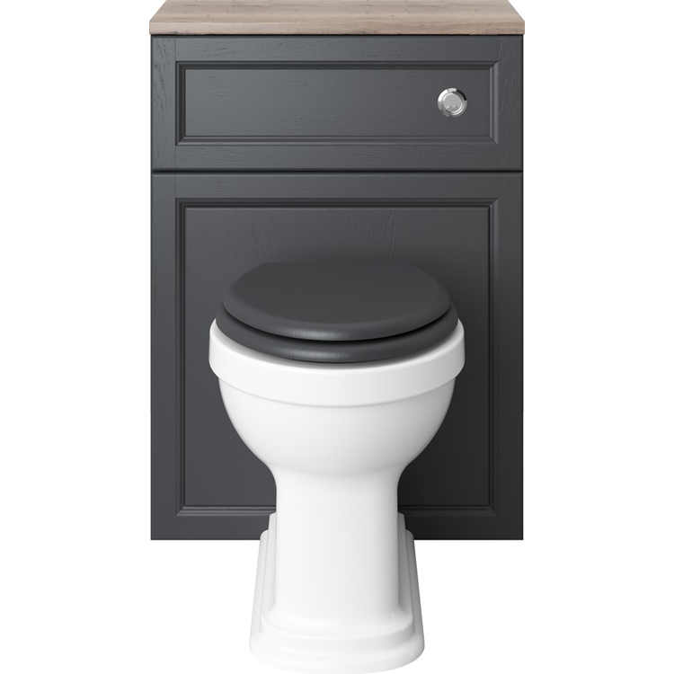 Heritage Claverton Back to Wall WC Image