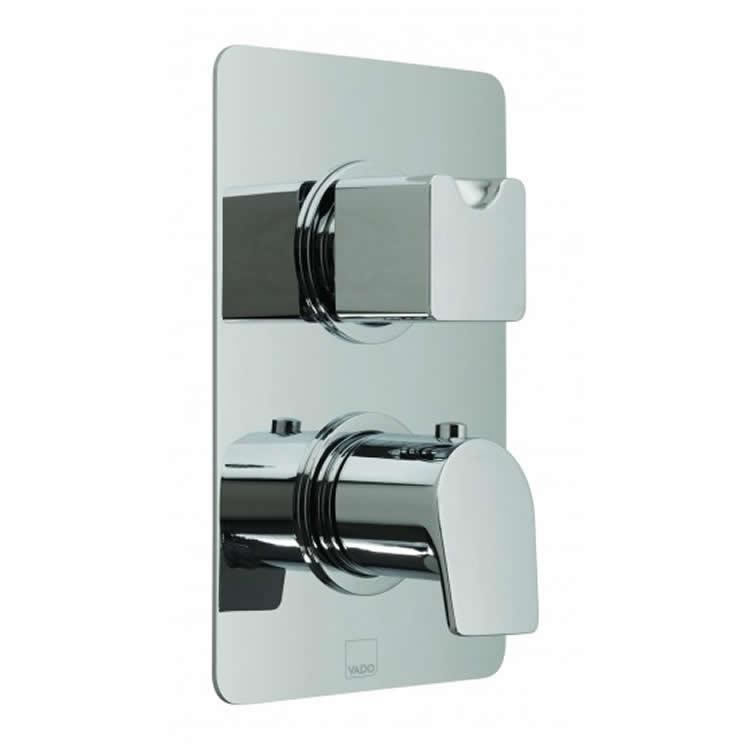 Vado Photon Twin Outlet Shower Valve Image 1
