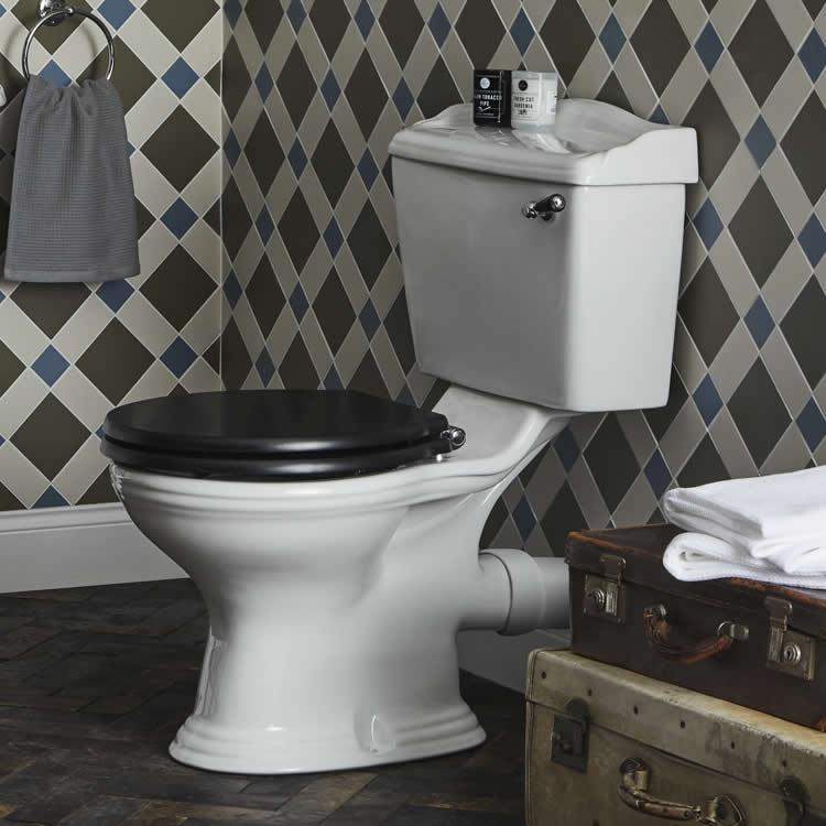 Photo of Bayswater Porchester Close Coupled WC & Cistern