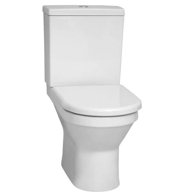 Vitra S50 Close Coupled WC Pan (Open Back)