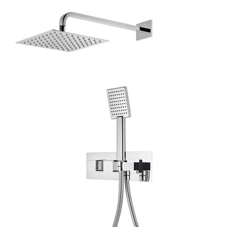 Roper Rhodes Hydra Dual Function Shower with Fixed Head & Handset